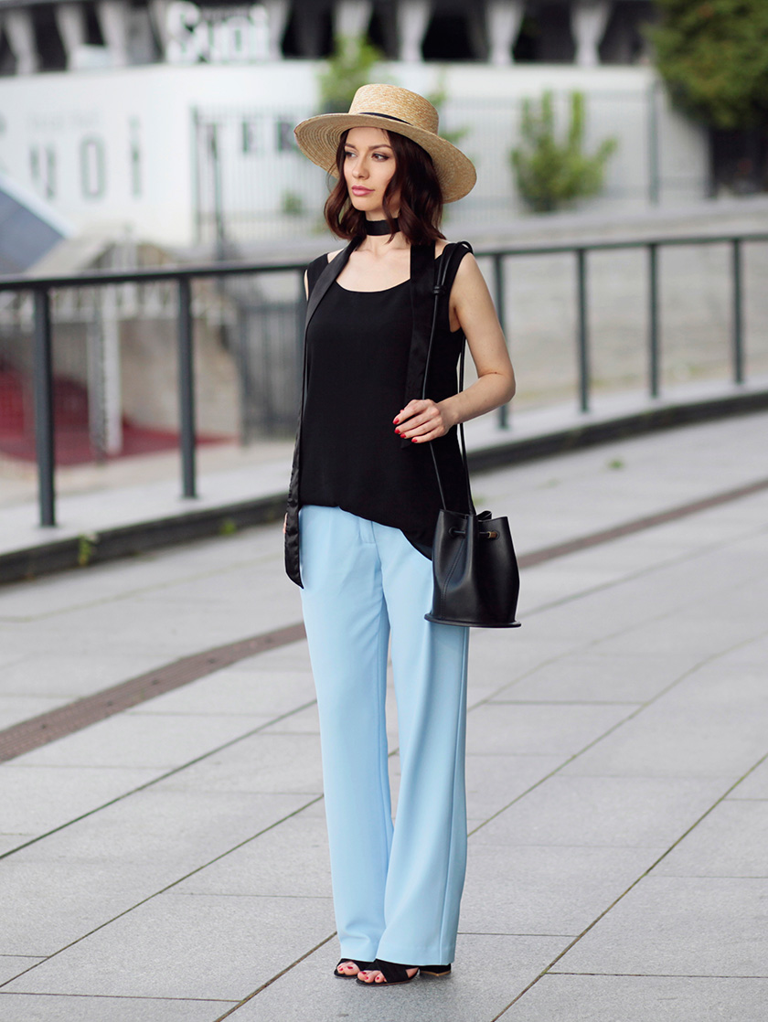 sonya-karamazova-fashion-blog-styling-tips-skinny-scarf-wide-leg-pants